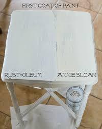 Rustoleum Kitchen Cabinet Paint Annie Sloan Chalk Paint Vs Rust Oleum Chalked Paint
