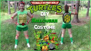 Halloween Ninja Turtle Costume Diy Teenage Mutant Ninja Turtles Halloween Costume
