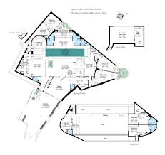 contemporary house plans with pool clipgoo best guest floor for