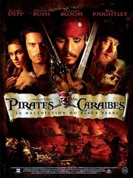 Pirates des Cara�bes 1 : la Mal�diction du Black Pearl