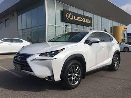lexus nx s for sale used 2015 lexus nx 200t luxury package for sale in brampton