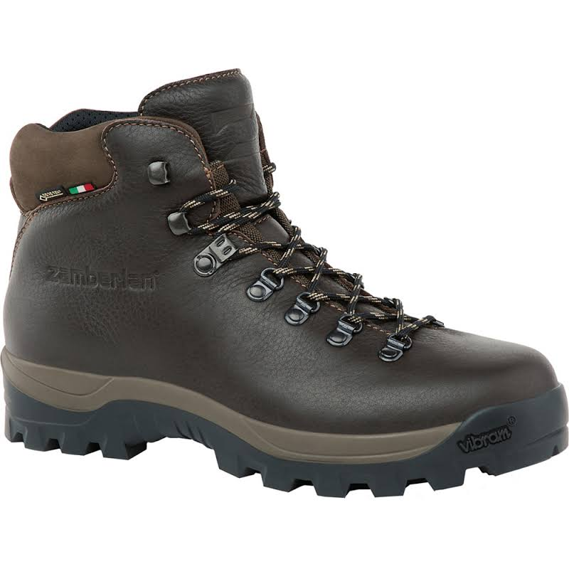 Zamberlan Sequoia GTX Hiking Boot Brown 11 5030BRM-45.5-11