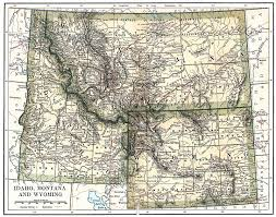 Wyoming Map Usa by Wyoming Maps Wyoming Digital Map Library Table Of Contents