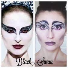 black swan makeup diy halloween costume all natural youtube