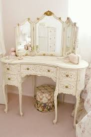 White Shabby Chic Dressing Table by Https Www Facebook Com Morethanvintage Photos A
