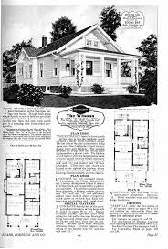 craftsman style bungalow house plans 234 best sears kit homes images on pinterest kit homes vintage