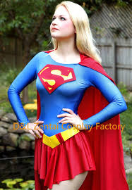 Supergirl Halloween Costume Superhero Classical Supergirl Costume Halloween Costume