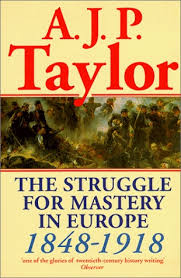 A.J.P Taylor (1954)