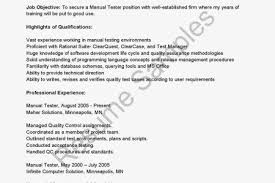 Qa Tester Resume Sample  qtp resumes  cover letter qa manager     insurancecars us   Worksheet Collection