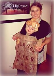 Baby Carrier Halloween Costumes 32 Halloween Spuds Images Halloween Recipe