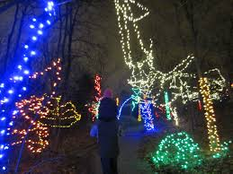 christmas at the indy zoo the indiana insider blog