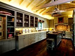 kitchen designs cabinets and island different colors french