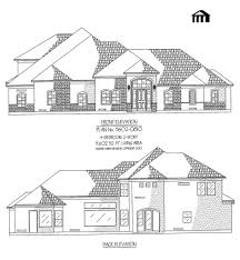 French Style Floor Plans 2 Story House Plans Master Down Contemporary With Bedrooms Modern