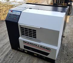 25 hp ingersoll rand rotary air compressor ssr ep20 460v