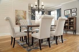 dining room fancy decoration home with white dining room set