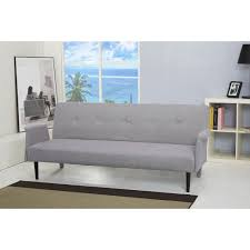Kebo Futon Sofa Bed Multiple Colors by Furniture Grey Kebo Futon Sofa Bed With Arms For Living Room