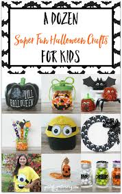 halloween crafts 2015 a dozen halloween crafts for kids yesterday on tuesday