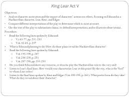 King Lear Act I  summary  amp  analysis  YouTube