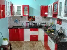 Modular Kitchen Cabinets by Kitchen Designs Narrow Kitchen Cabinets Combined Stylish L Shipe