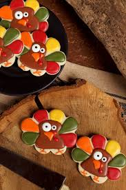 cute thanksgiving cupcakes 20 easy thanksgiving cookie recipes homemade cookies for