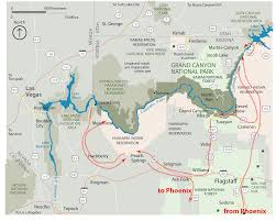 Lake Powell Map 12 Best Grand Canyon National Park Maps Images On Pinterest