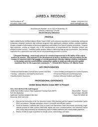 Summary Sample Resume by Chief Law Enforcement Resume Examples Reentrycorps Apptiled Com