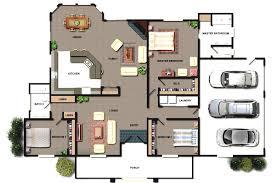 Indian Home Design Plan Layout Design Home Plans