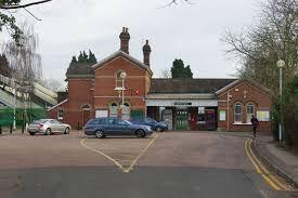 Lingfield railway station