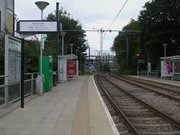 Wandle Park tram stop