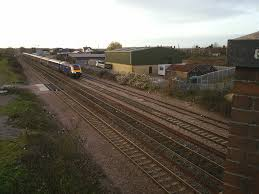 Challow railway station