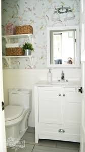 Powder Room In French Powder Room Makeover Descargas Mundiales Com