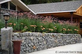 Custom Retaining Wall Designs For Portland Landscaping - Landscape wall design