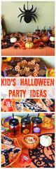 kid u0027s halloween party ideas