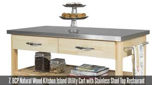 Dolly Madison Kitchen Island Cart Top 10 Best Kitchen Islands U0026 Carts Youtube