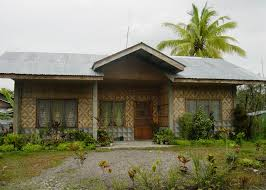 modern native house design philippines type modern house design