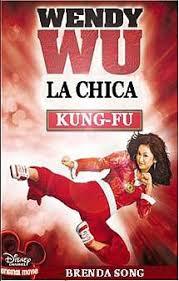 wendy wu la chica kung fu