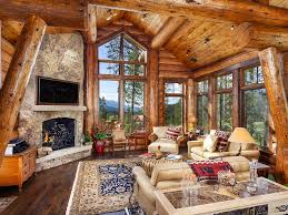 exquisite log cabin mountain home sleeps vrbo log cabins