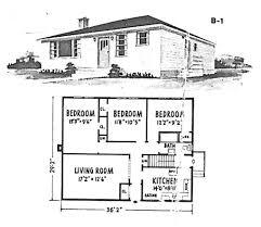 1950 bungalow house plans house plans