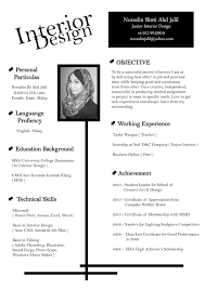 Sample Resume Objectives When Changing Careers resume resume outline sample most common resume format the