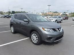 nissan rogue gas tank size 2016 2016 used nissan rogue fwd 4dr sl at landers chevrolet serving