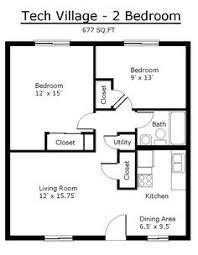 Floor Plan 2 Bedroom Apartment Best 10 Garage Apartment Floor Plans Ideas On Pinterest Studio