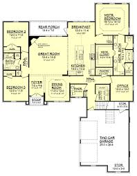 european style house plan 3 beds 2 50 baths 2405 sq ft plan 430 133