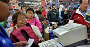 black friday lines target why black friday shoppers are staying home