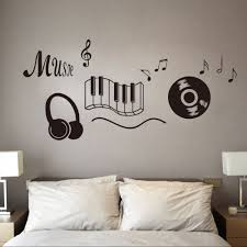 Music Home Decor by Online Get Cheap Music Symbols Decorations Aliexpress Com