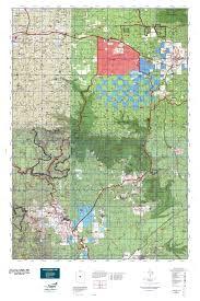 Map Az Arizona Gmu 6b Map Mytopo