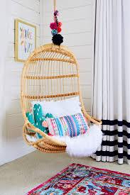 Macrame Hammock Chair Trendspotting Hanging Chairs Are Swinging Into Kids Design