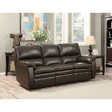 crawford top grain leather reclining sofa sam u0027s club