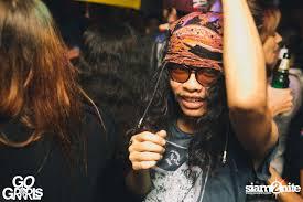 pre halloween party go grrrls pre halloween witch house at tapas silom siam2nite