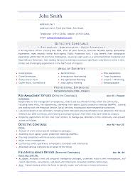 Best Resume For Hotel Management by How To Make A Good Resume On Word Resume For Your Job Application