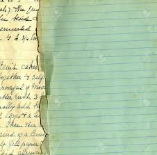 Paper With Writing Old Grunge Paper With Lines Stock Photo Picture And Royalty Free